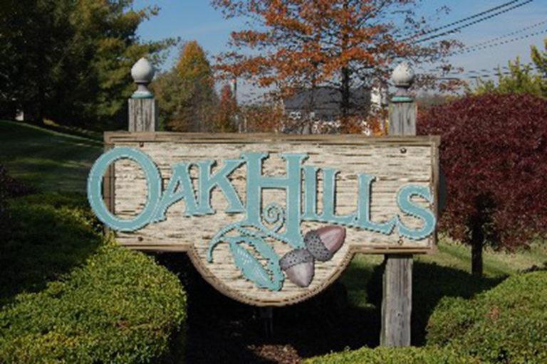 Welcome Oak Hills